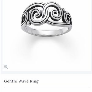James Avery Gentle Wave Ring